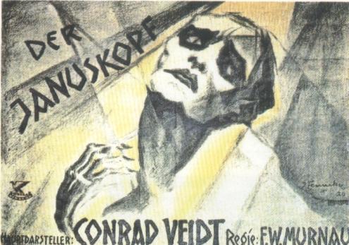 Der Januskopfale, La cabeza de Jano, una adaptación de la novela de Robert Louis Stevenson, El extraño caso del Dr. Jeckyll y Mr. Hyde.