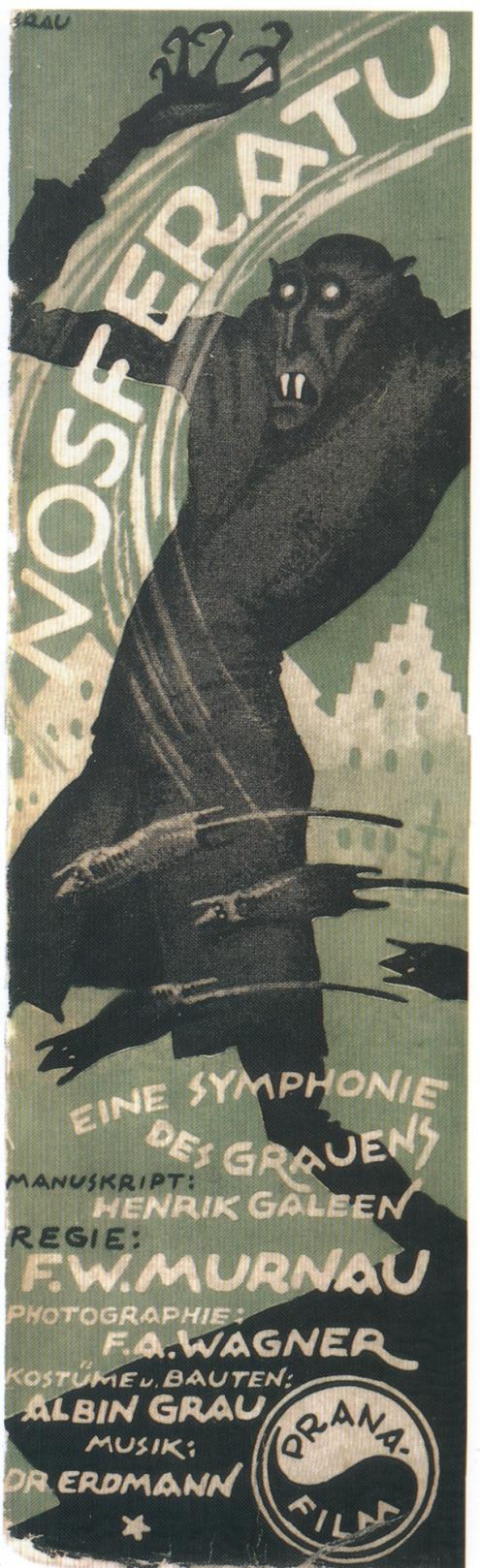 El conde Orlok y la peste que transporta en sus ataudes, hacen estragos en la ciudad de Wisborg.