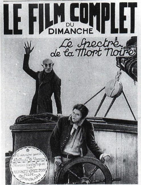 """Nosferatu """"ave depredadora, nunca se debe pronunciar su nombre en voz alta"""""""