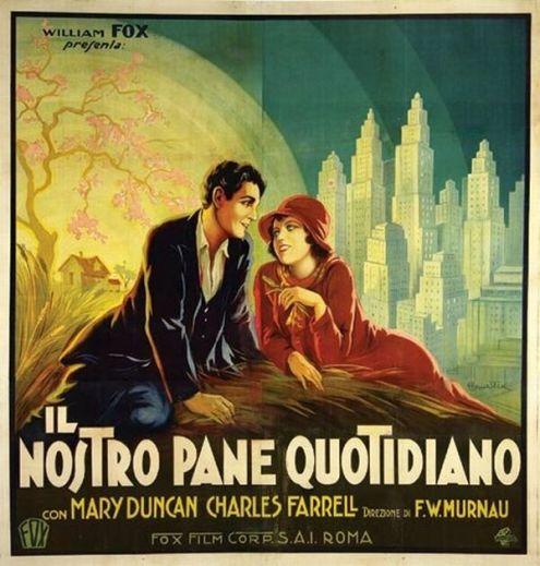 City Girl o Our Daily Bread en su versión sonorizada –en España se tituló El Pan Nuestro de Cada Día - supuso la ruptura con la Fox.