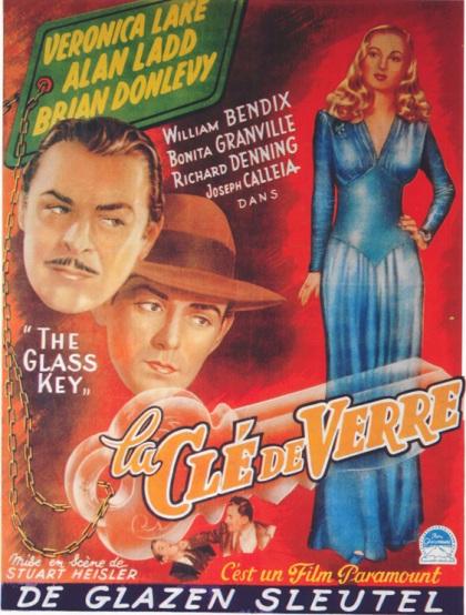 """""""La Clé de Verre"""": mafia, personajes marginales, corrupción política, personajes poderosos con lados oscuros."""