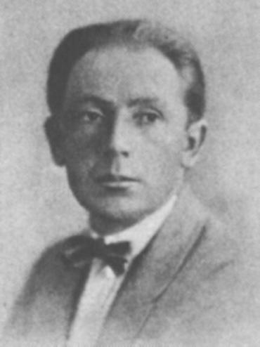 Friedrich Wilhelm Plumpe, conocido mejor por Friedrich Wilhelm Murnau.