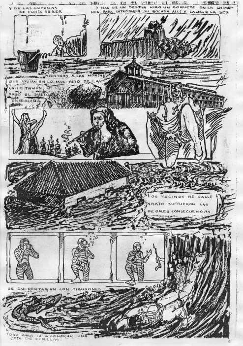 La boca del hipopótamo. De Juan Gimeno y dibujos de Pinto. Una bonita historia.