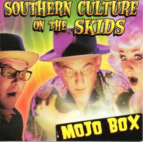 El magnífico disco del año 2004, Mojo Box, contiene unas canciones de gran calidad y con el característico estilo de los SCOTS.
