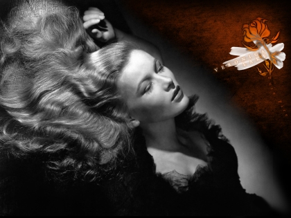 Wallpaper de Veronica Lake ideado y creado por Silvie.