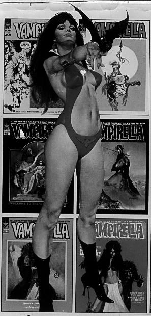El dibujo clásico de José Gonzalez sobre algunas portadas de los 70.