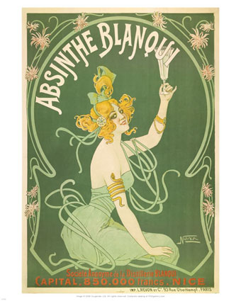11172~Absinthe-Blanqui-Posters