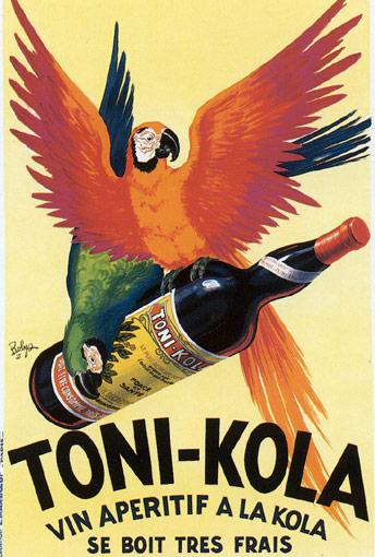 Toni Kola. ¿Quien decía que había inventado el Kali-Mocho?  ¡Al loro!  Ya estaba inventado hace muchos años.