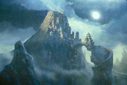 La Isla Soñada de James Gurney...