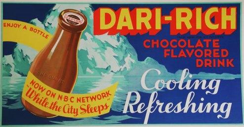 """Bebida con sabor de chocolate. Para disfrutar mientras se escucha """"Mientras la ciudad duerme"""". Sugerente."""