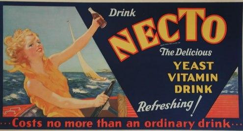 """Necto. Una bebida energética y vitaminada que no cuesta mucho más que otras bebidas más """"ordinarias""""."""