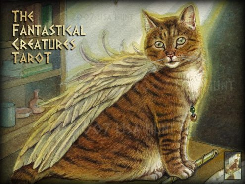 01_FantasticalCreaturesTarot