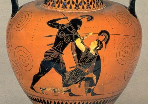 Achilles Penthesilea
