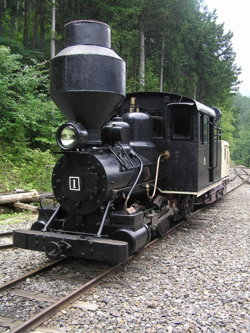 Baldwin_Locomotive_Works木曽森林鉄道ボールドウィン1号機7160396