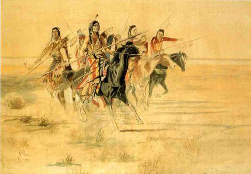 Indian Hunt