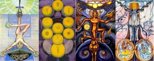 Tarot-Crowley