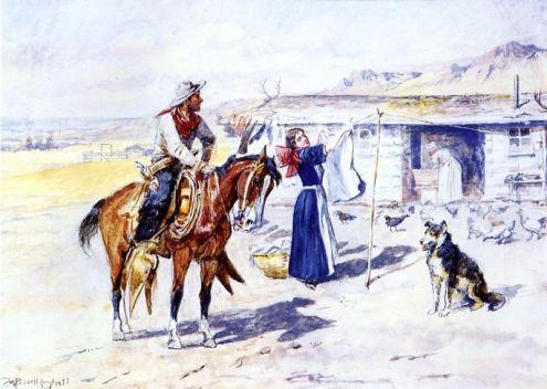 Thoroughman's Home on the Range