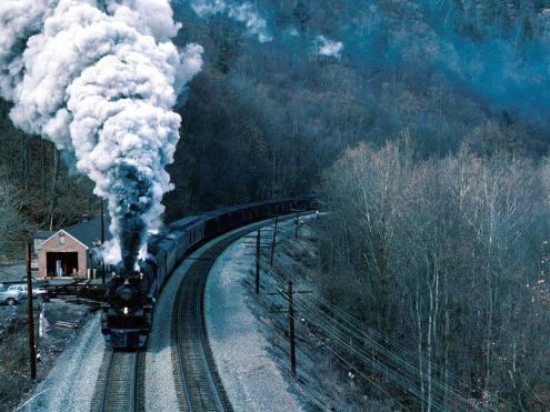 Tren Vapor001