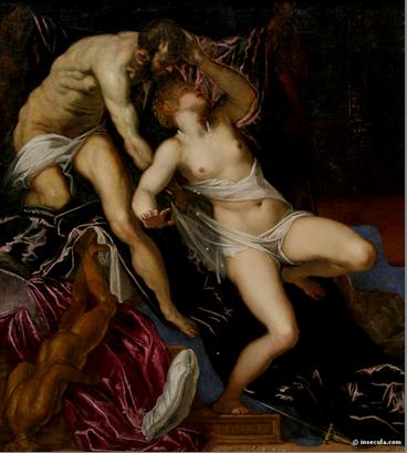 APU_Tintoretto_Tarquino y Lucrecia