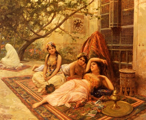 FabioFabbi_Girls of the Harem