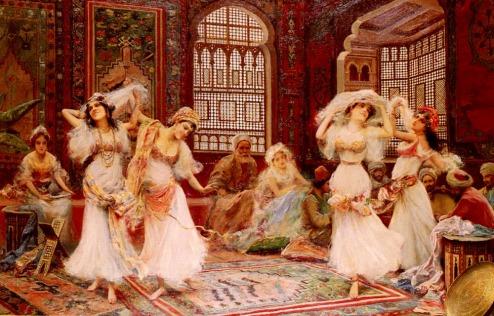 FabioFabbi_Harem Dancers