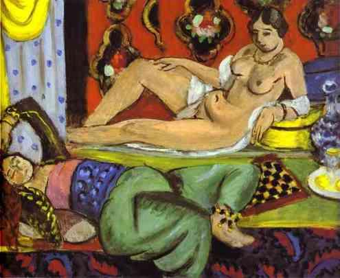 Henri Matisse - Odalisques