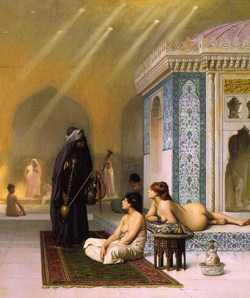 Jean-LeonGerome_Harem Pool 2