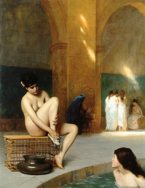 Jean-LeonGerome_Nude Woman