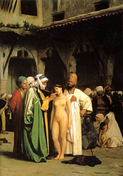 Jean-LeonGerome_Slave Market