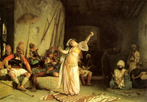 Jean-LeonGerome_The Dance of the Almeh