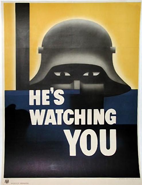 heswatchingyou
