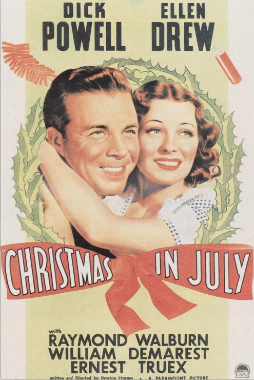 1940 Navidades en julio (ing)