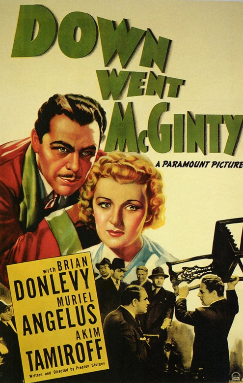 1940 The great McGinty (ing)