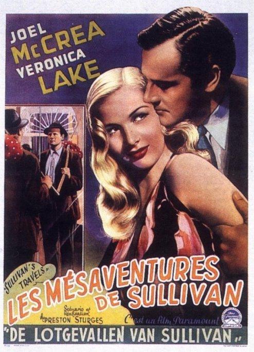 1941 Los viajes de Sullivan (bel)