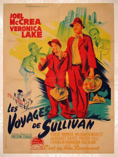 1941 Los viajes de Sullivan (fra)