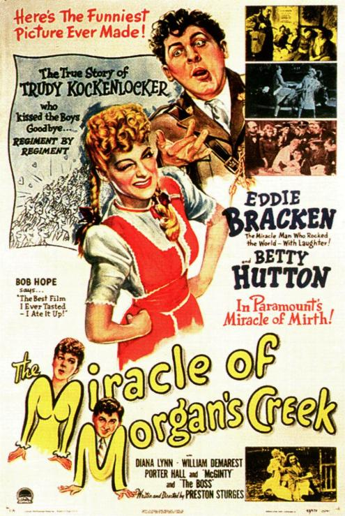 1944 The miracle of Morgans Creek (ing)