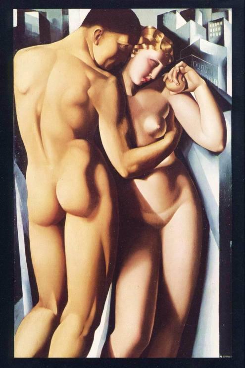 Adan y Eva. 1931.
