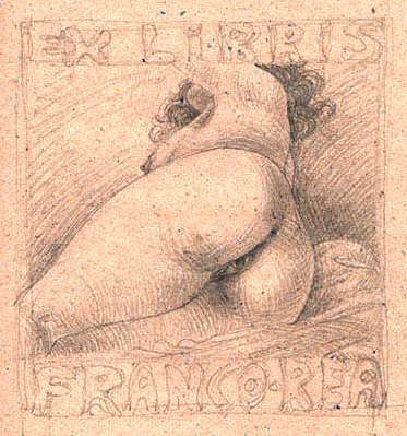 exlibris franco