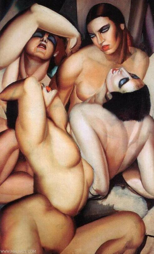 Grupo de Desnudos