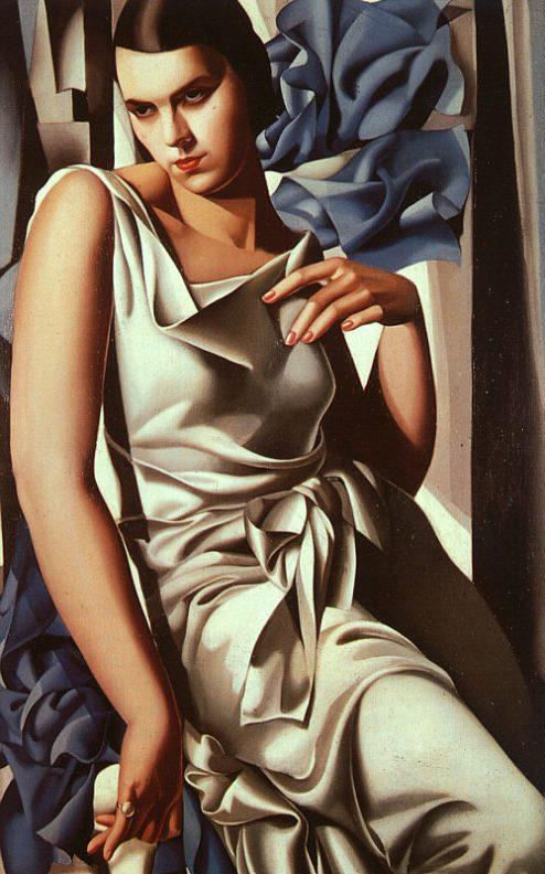 Retrato de Madame M.