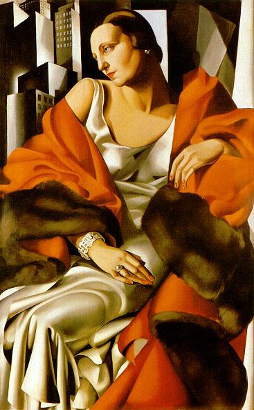 Portrait Madame Boucard