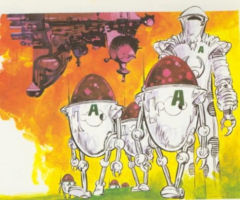 """Los """"ejércitos"""" de antibióticos"""