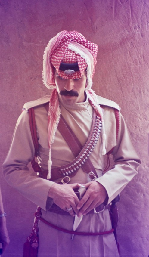 Los actuales nabateos que cuidan de su capital tienen ascendencia palestina en más del 60%. Huyeron a Jordania tras las guerras que desintegraron su patria. Sueñan con el retorno de una Palestina independiente.
